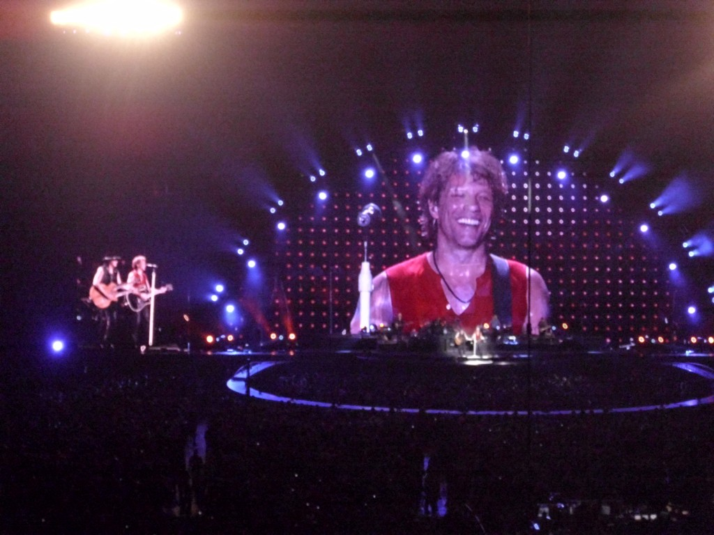 Bon Jovi in Toronto July 2010