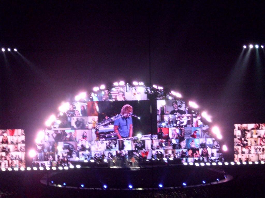 Bon Jovi Fan Footage