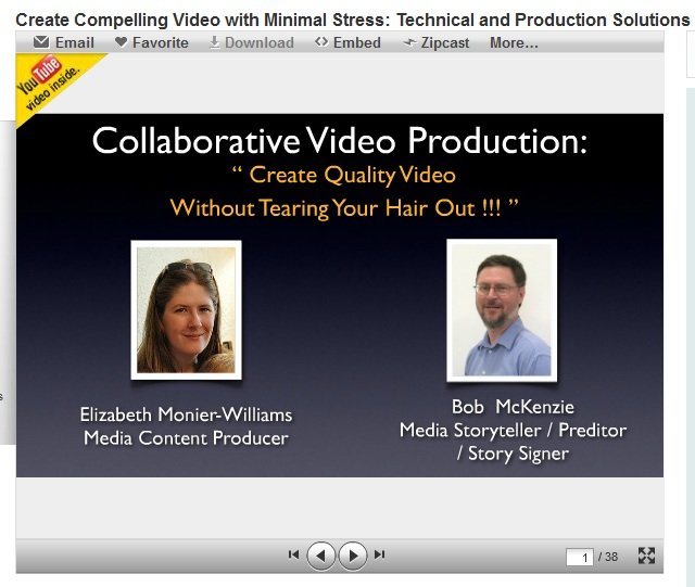 Collaborative Video Production: Create Quality Video Without Tearing Your Hair Out
