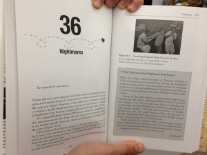 My Chapter, Nightmares, in The Book of Business Awesome