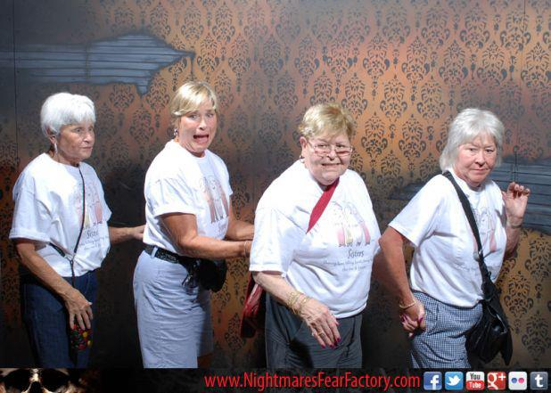 Nightmares Fear Factory Granny Edition