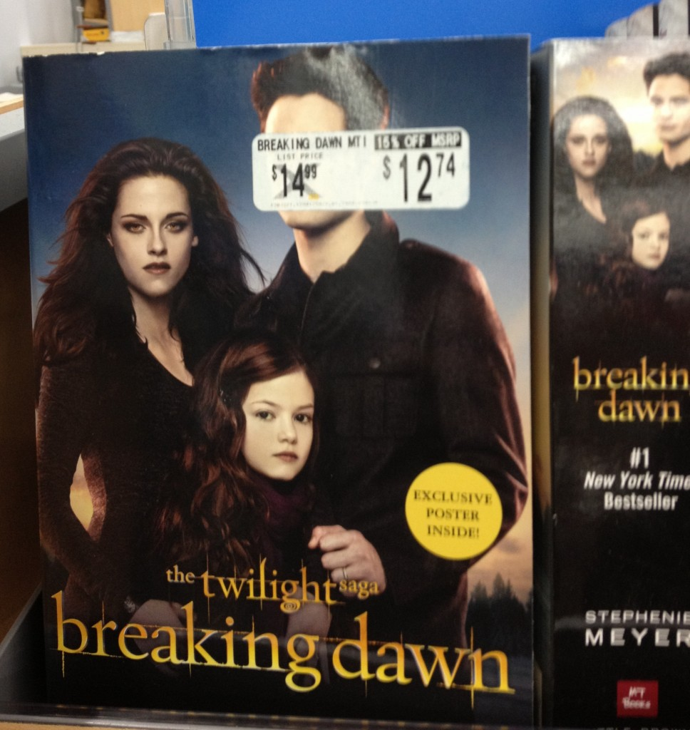Twilight Walmart